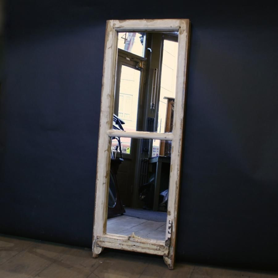Antique sash window mirror for sale on SalvoWEB from Architectural Forum  [Salvo code - Antique Sash Window Mirror For Sale On SalvoWEB From Architectural