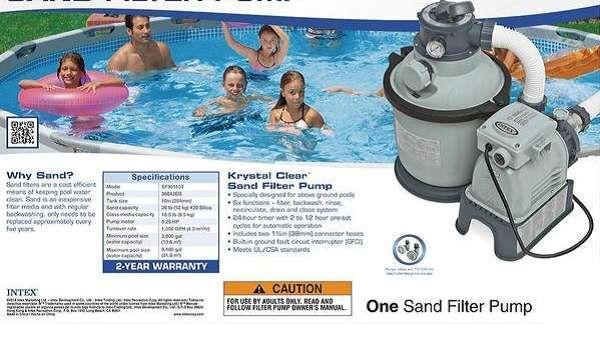 Swimming Pool Vacuum Pump Cleaners
