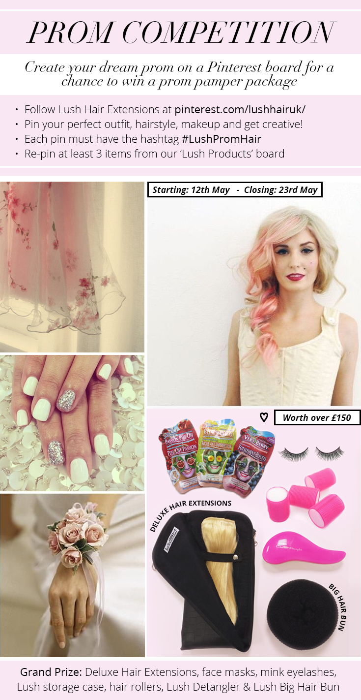 Lushpromhair Prom Competition Stuff To Buy Pinterest Prom