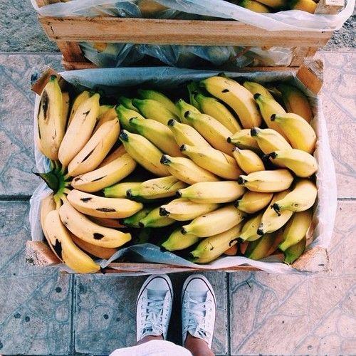 hipster tumblr blog banana fitspo