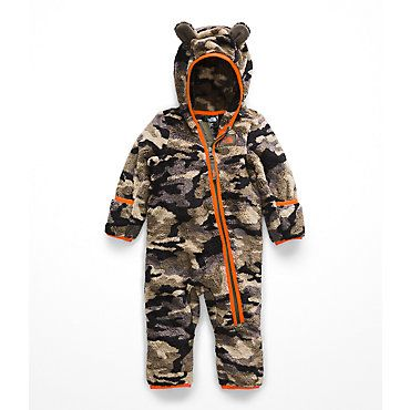 The North Face Infant Campshire One-Piece  0a9223fe5