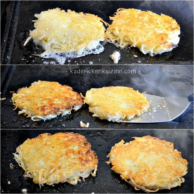 Plancha rosti recette r stis aux pommes de terre la for Viande a la plancha