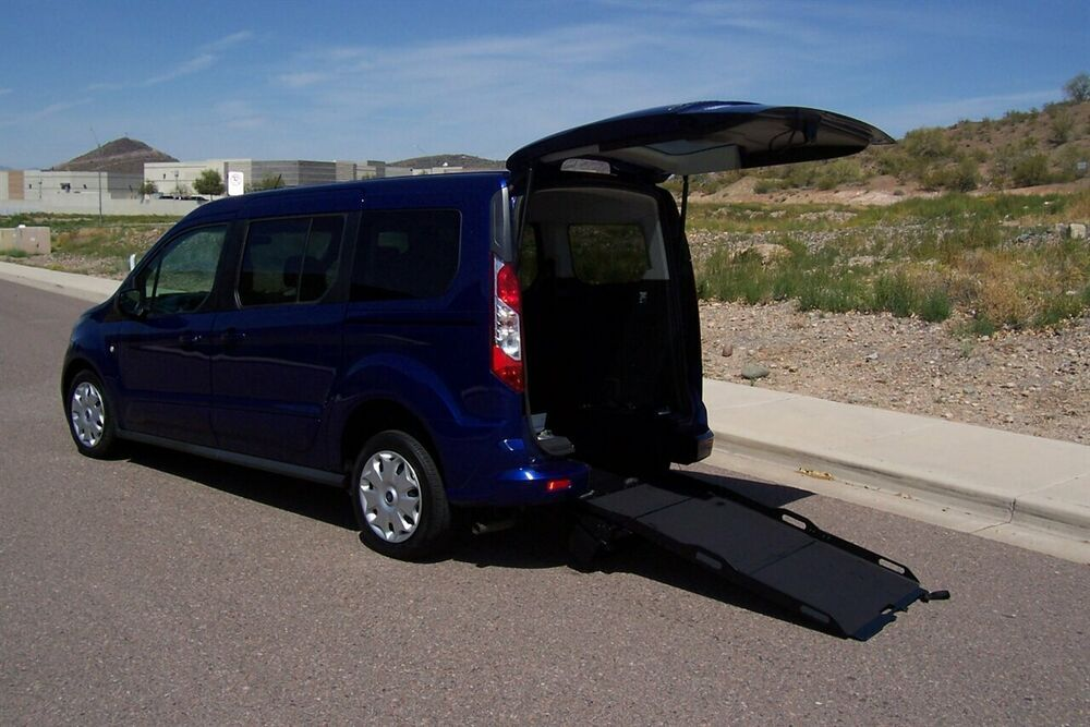Ebay Advertisement 2015 Ford Transit Connect Xlt Wheelchair Handicap Mobility Van 2015 Ford Transit Connect Wagon Xl Ford Transit Vehicle Shipping Wheelchair
