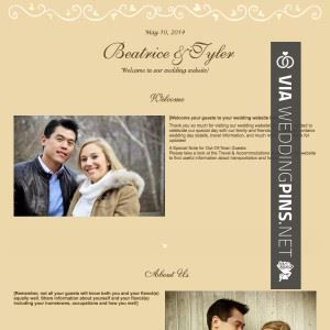 Cool Our Story Wedding Website Examples Check Out More Great Pics At