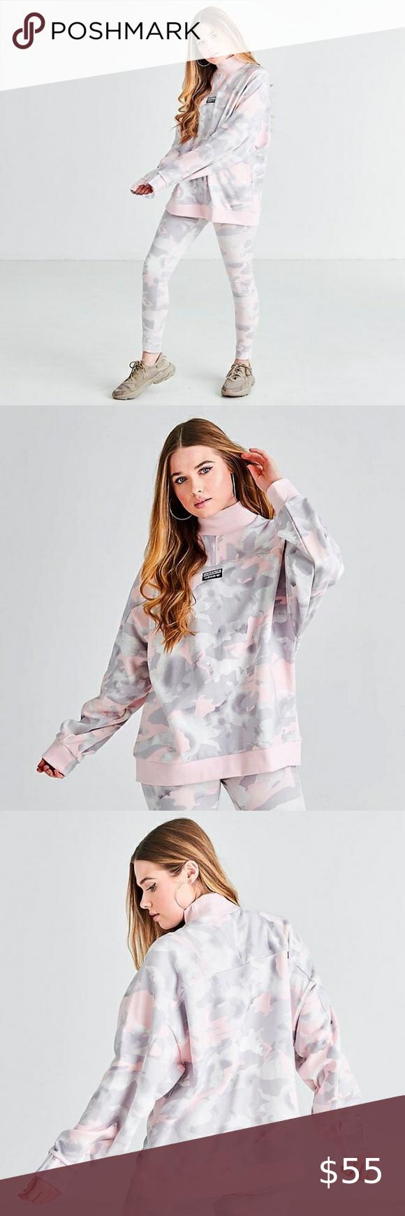 New Adidas Originals Pastel Camo Sweatshirt Xl Camouflage Sweatshirt Camo Sweatshirt New Adidas [ 1740 x 580 Pixel ]