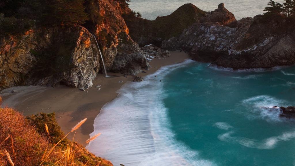 iPhone X Wallpaper Beach sunset and waves Taotao iPhone 6