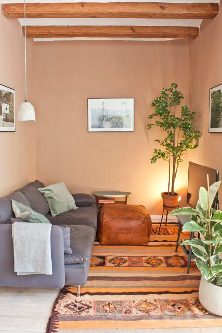 Photo of A Barcelona Home Got a Scandinavian-Inspired Remodel