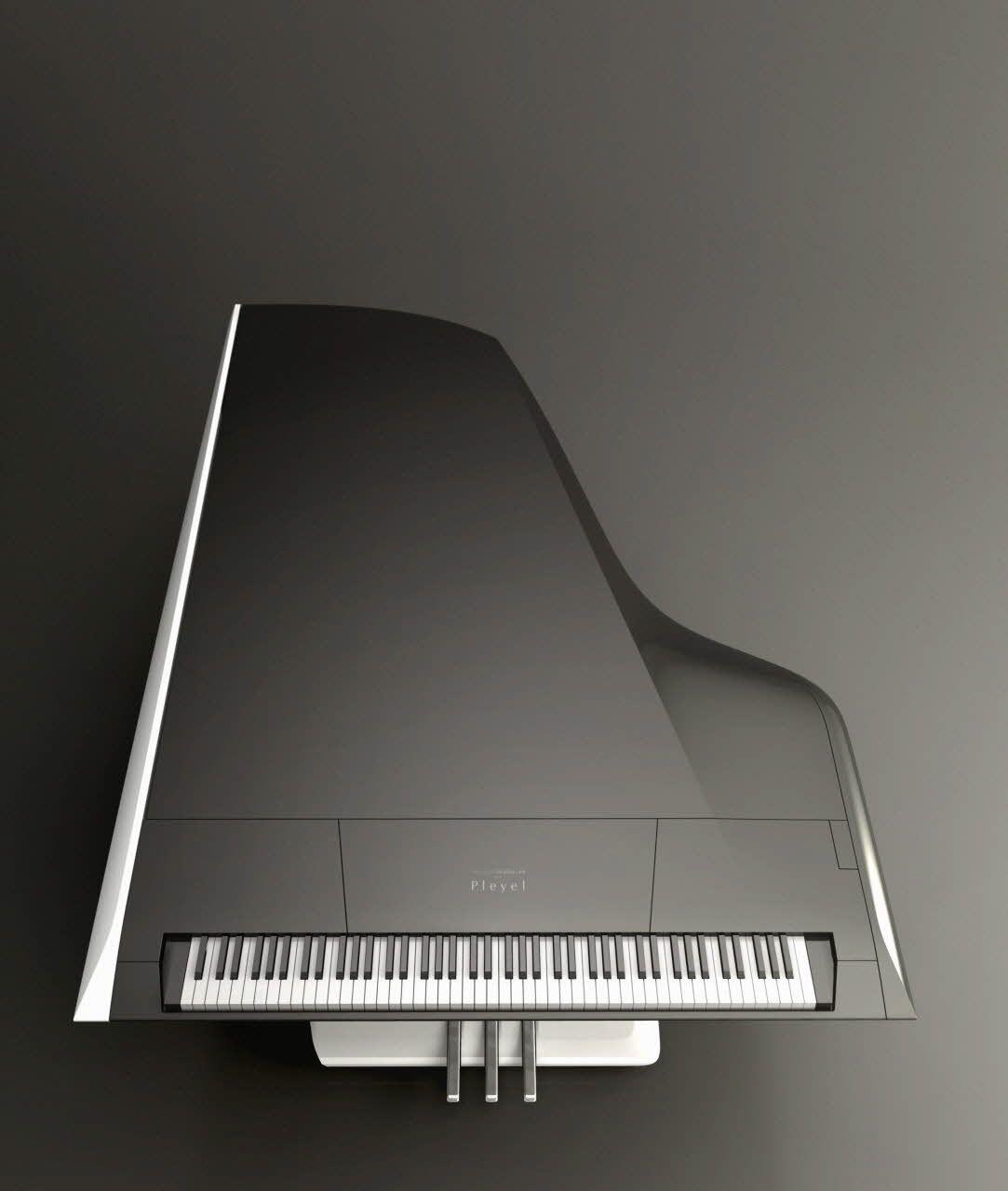 Pleyel Piano by Peugeot Design Lab