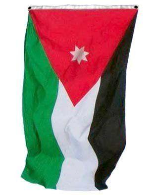 the flag of jordan is based on the flag of the arab revolt against