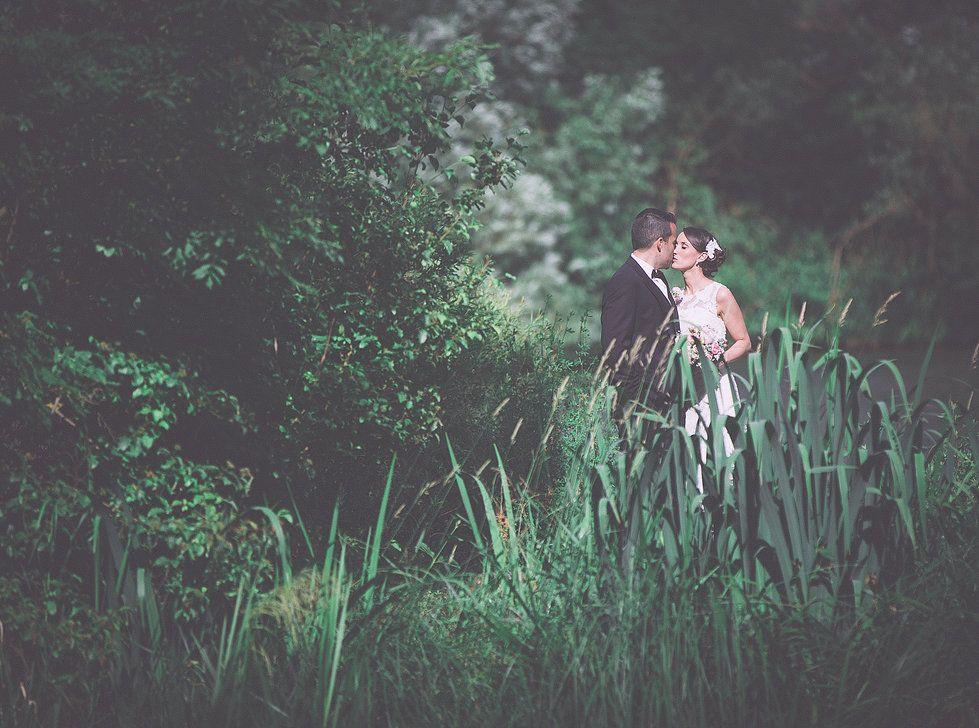 Hochzeit am Main