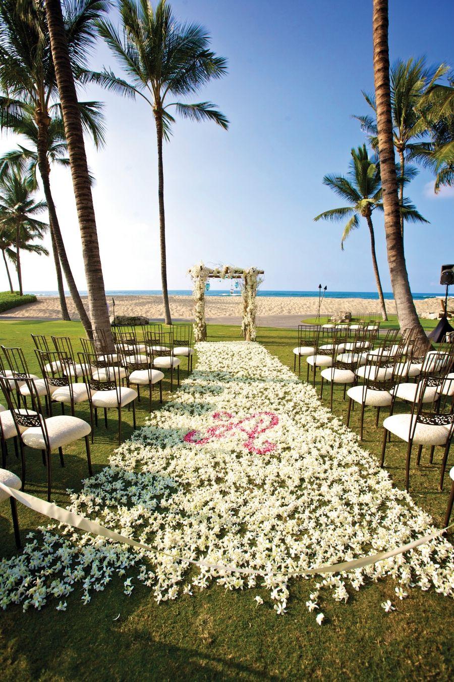 Nau Kou Aloha: My Love is Yours | Hualala\'i, Hawaii Wedding © Pacific Weddings