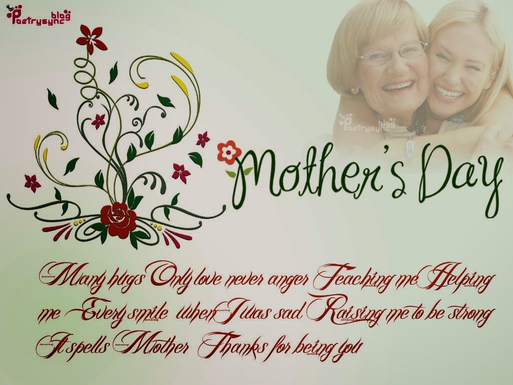 mothers mothers day messages - HD1024×768