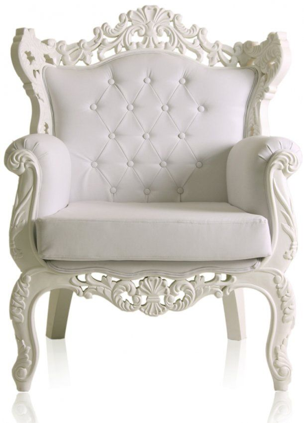 Accent Chiar White Royal Armchair The Best Tufted Neutral Chairs - Flowered  Fabric Club Chair Rockwell Accent Chair Great chairs at affordable prices! - Baroque Chair My Morrocan Bedroom Pinterest Queen Anne