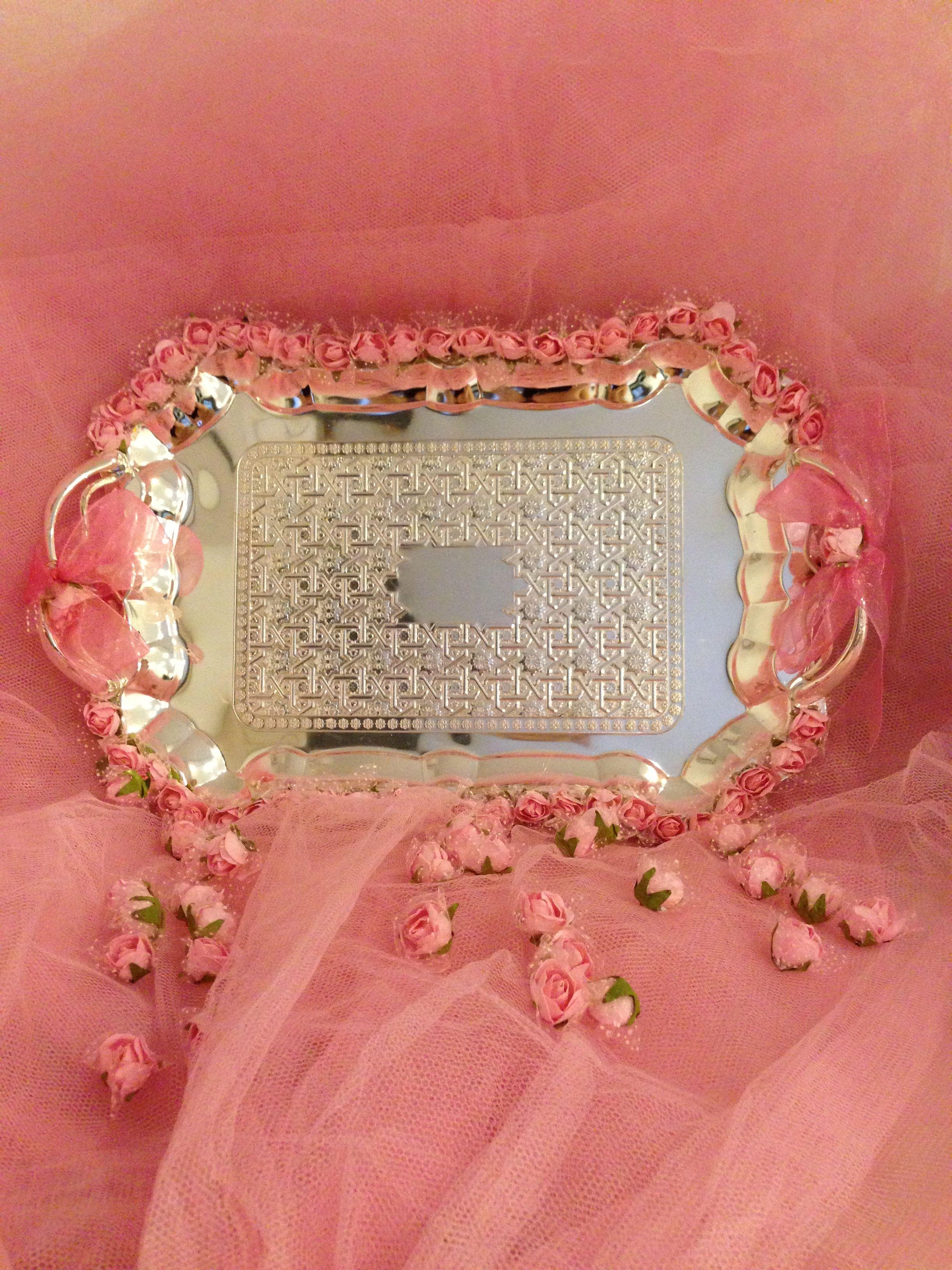 Lohusa Erbet Tepsisi Bebeimiz In Fikirler Pinterest Serbet Minnie Mouse Wedding Decorations Mini Jewelry