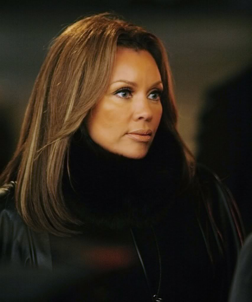 Wilhelmina Slater Hair