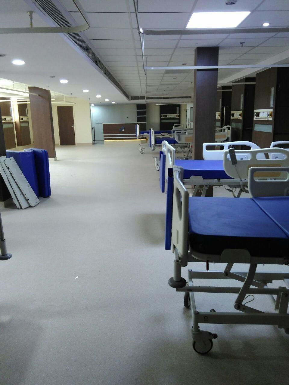 Metro hospital, Noida Installed with Primo Premium 1/2