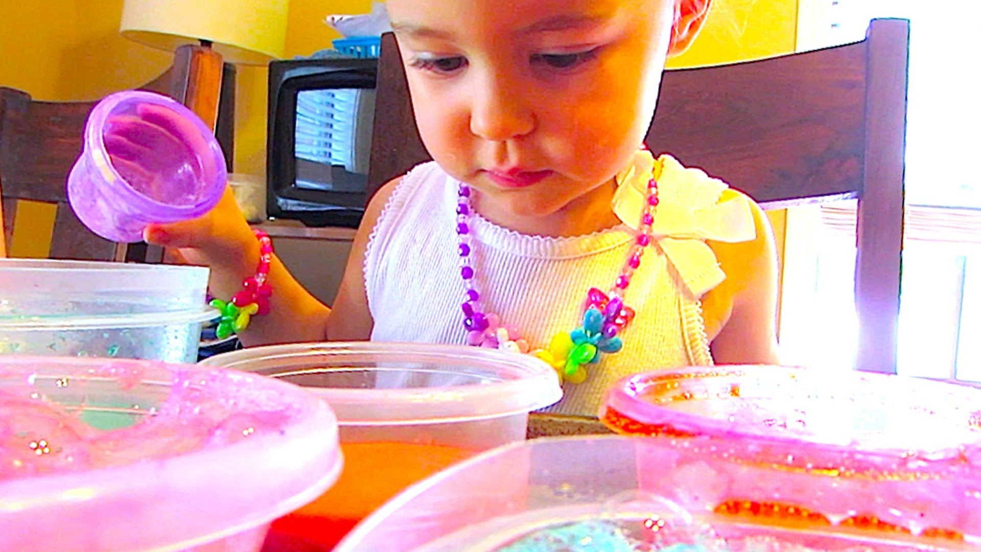 Baking Soda Amp Vinegar Science Experiments For Toddlers
