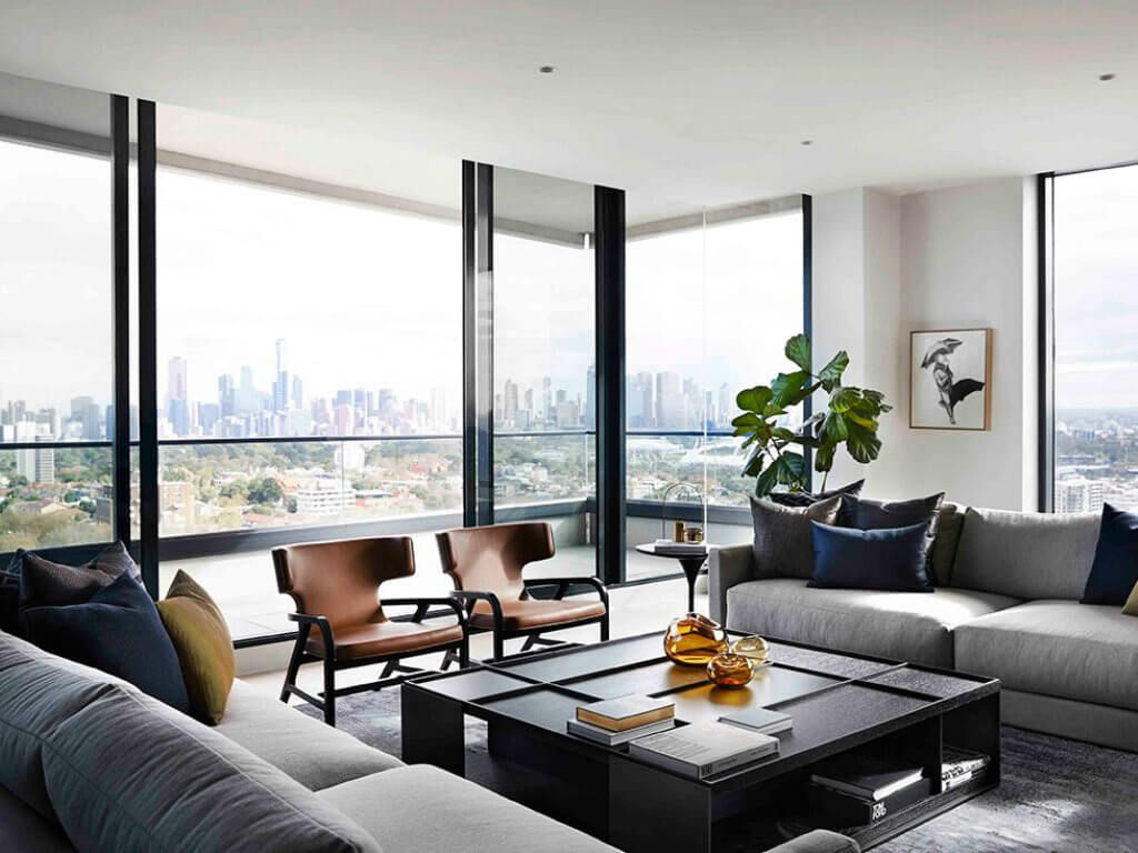 Best Collections Of Luxurious Modern Penthouses Designs Luxury Living Room Luxury Living Room Design Living Room Decor Modern