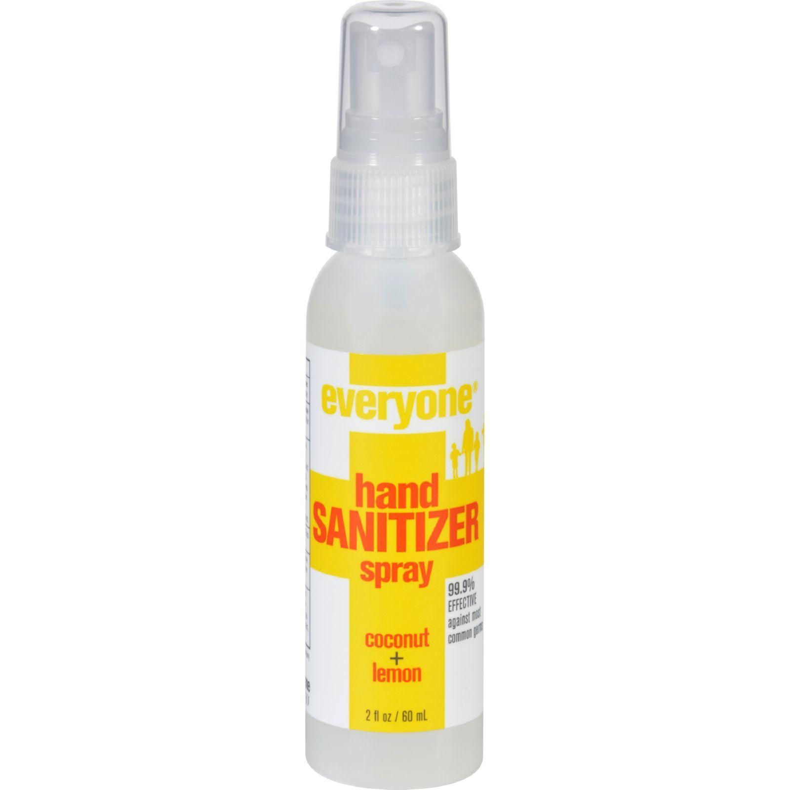 Everyone Hand Sanitizer Spray Lavender Aloe Hand Sanitizer