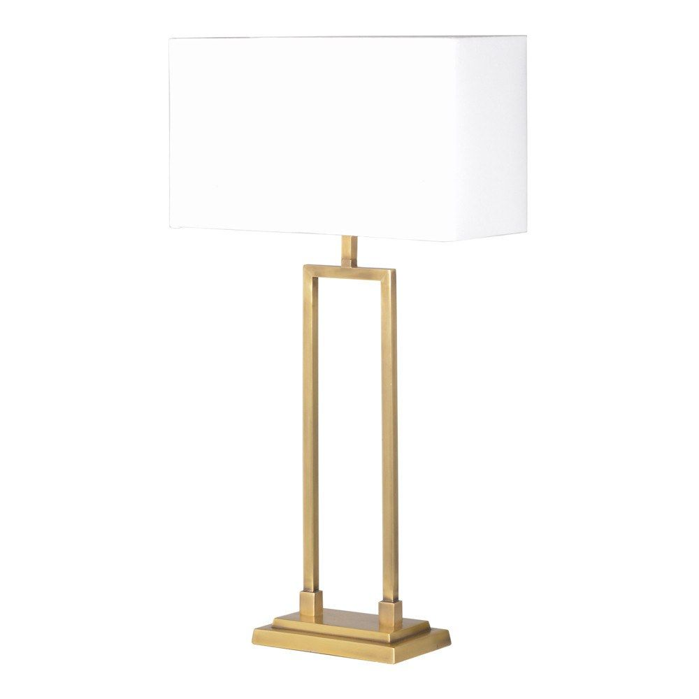 Ophelia gold table lamp metal table lamps metals and living rooms ophelia gold table lamp geotapseo Gallery