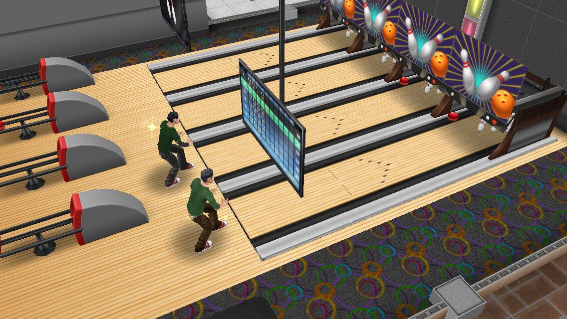 Bowling hobby