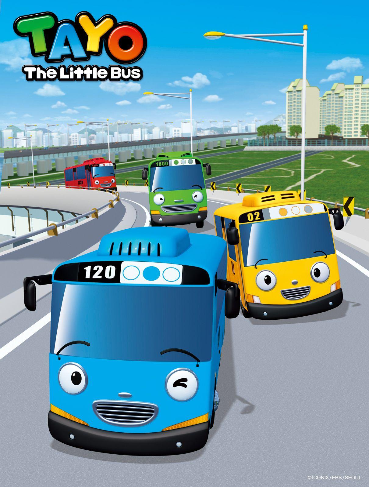 """ƒ€ìš""""] 꼬마버스 ƒ€ìš"""" [TAYO] The Little Bus ※ [사진제공 아이"""