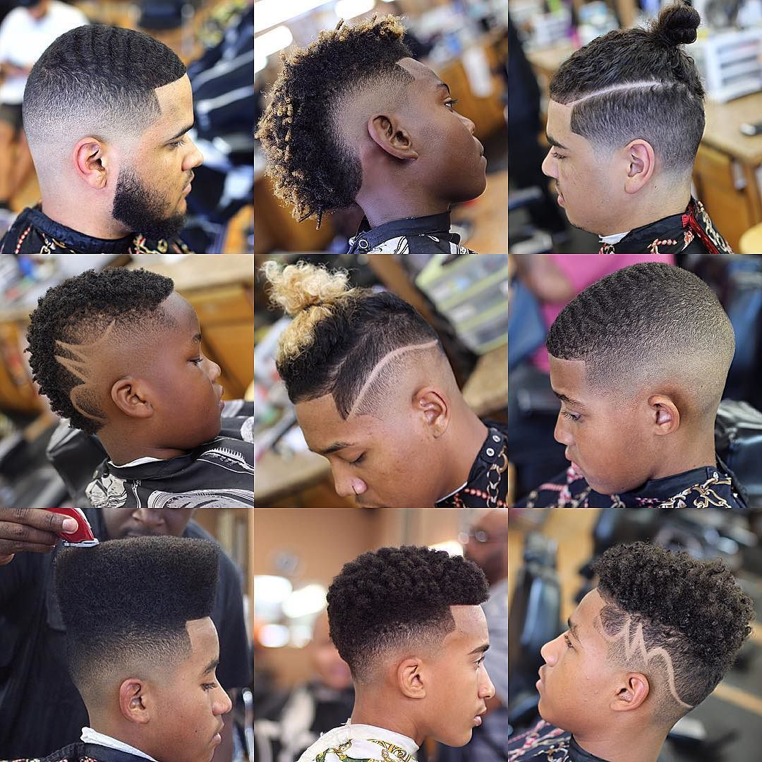 Men S Hairstyle Trends 2016 2015 Black Boys Haircuts Haircuts For Men Lil Boy Haircuts