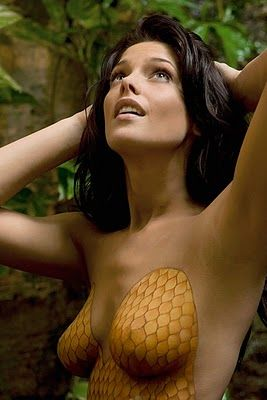 Ashley greene posed nude