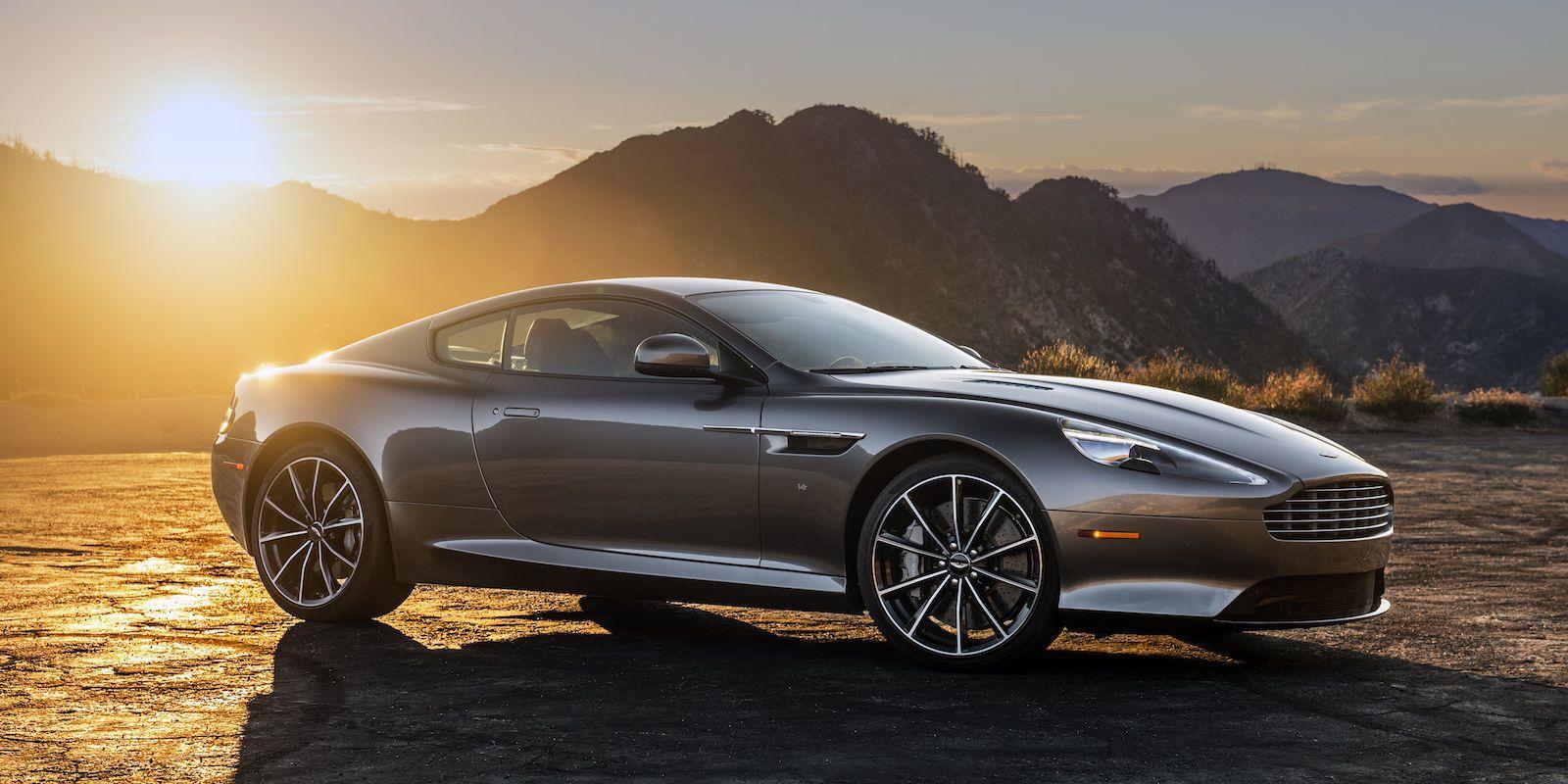 Aston Martin Db9 The Long Lived Savior Of The Brand Ends Production Aston Martin Db9 Gt Aston Martin Cars Aston Martin