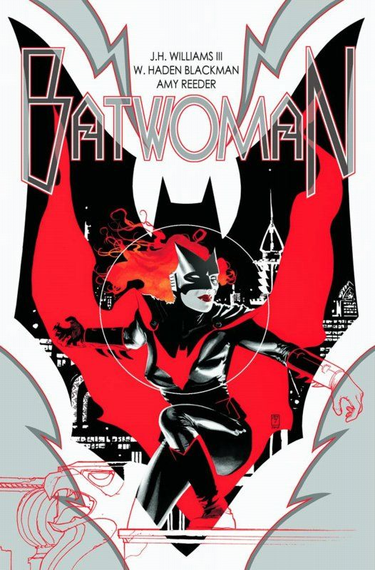 Batwoman represents the fist openly lesbian superhero. She left the military due to bullying and became a sidekick for Batman.  Her initial purpose, however, was to legitimize Batman and Robin's relationship and provide a love interest for Batman.  If we compare her origin and what she became we come to some interesting questions about the cultural times we live in as well as the function of purpose. Does her original purpose weaken her identity as the first lesbian superhero?