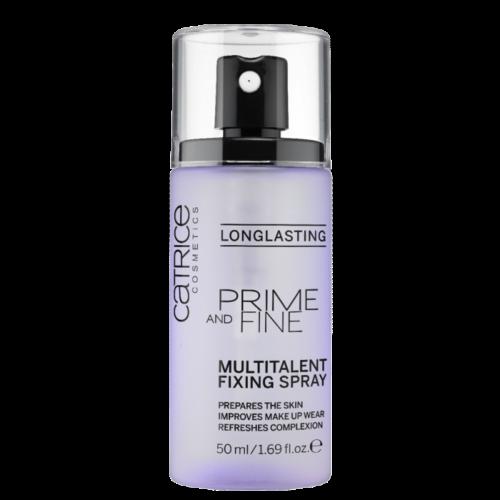 Catrice Cosmetics Prime And Fine Multitalent Fixing