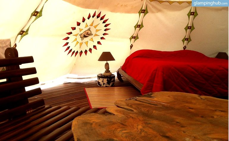 Tipi Rental in France