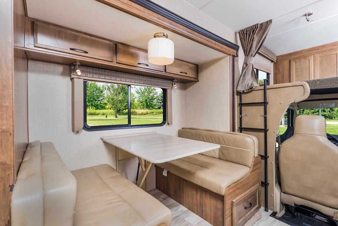 25 Most Popular 4x4 Campers Motorhome Interior Ideas For