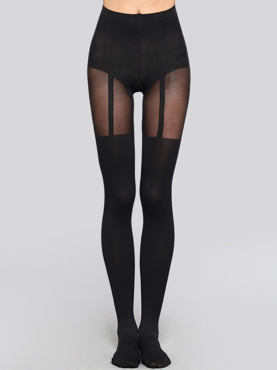 f4b3271ca43 Over-The-Knee Suspender Tight
