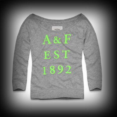 アバクロ レディース Tシャツ Abercrombie & Fitch GWEN TEE Tシャツ-アバクロ 通販 ショップ-【I.T.SHOP】 #ITShop