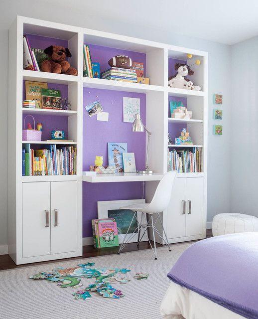 15 atemberaubende zeitgenössische Kinderzimmer Designs, in denen Ihre Kinder gerne spielen ...