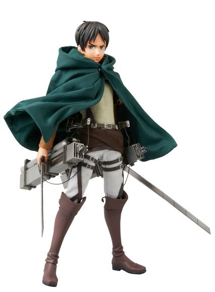 Attack on Titan Action Figure - RAH Eren Yeager