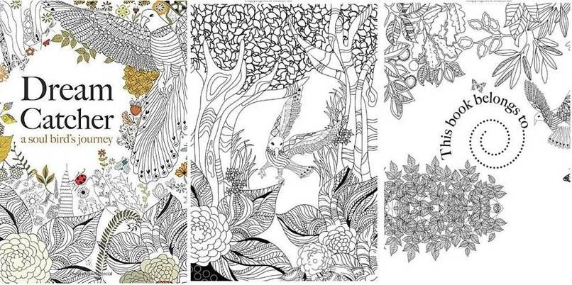 These 10 Adult Coloring Books Can Relieve Your Busy Mind Spark Creativity