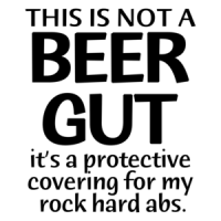 Beer Gut Custom t-shirt | Beer quotes funny, Beer quotes ...