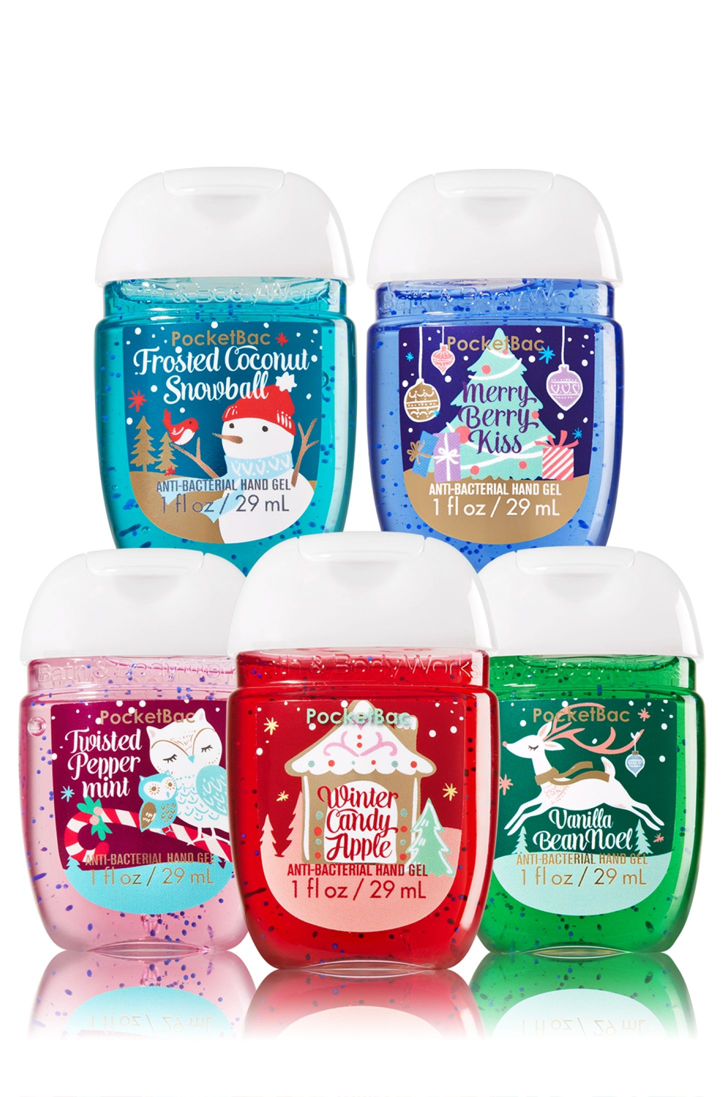 Bath and body works holiday scents - Holiday Traditions 5 Pack Pocketbac Sanitizers Soap Sanitizer Bath Body Works