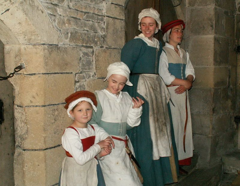 Children of the lower class.-The Tudor Group - Childern Gallery