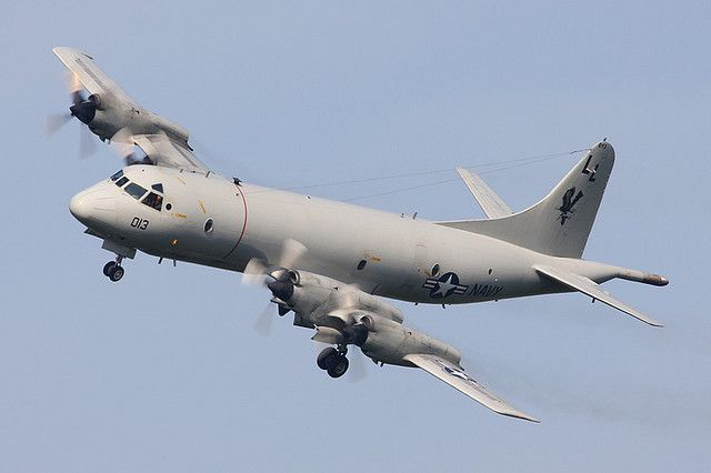 P 3 Orion Military Aircraft Aircraft Orion