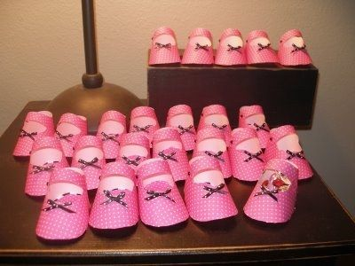 baby shower party favor ideas to make  girly girl baby shower, Baby shower