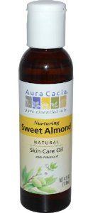 Aura Cacia Nurturing Sweet Almond Natural Skin Care Oil 16 Ounce Bottle 12 30 Natural Oil Skin Care Natural Oils For Skin Oil Skin Care
