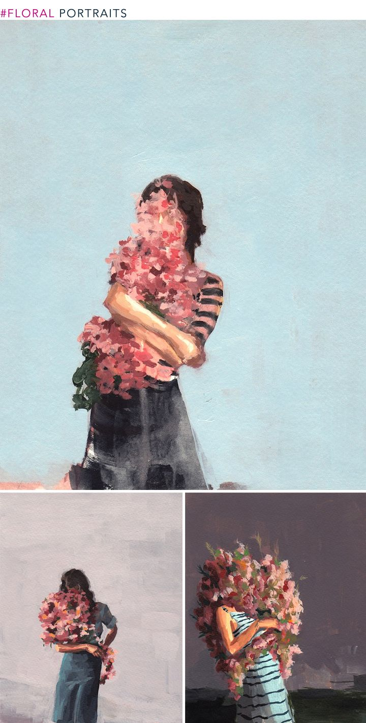 Art Round-up: Florals, by @JealousCurator on the blog today