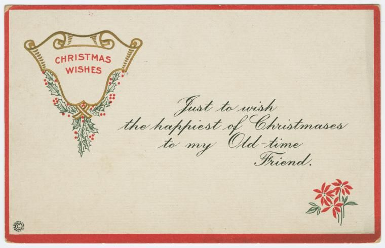 christmas wishes type