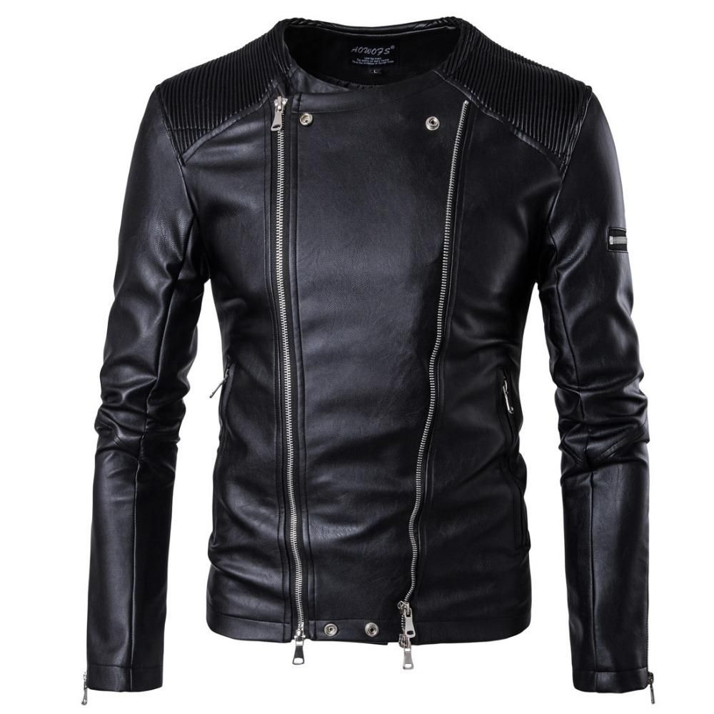 Fall Of Winter Leather Jacket Fitted Biker Jacket Spring Leather Jacket Leather Jacket Men [ 1000 x 1000 Pixel ]