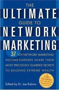 Multi level marketing network marketing books