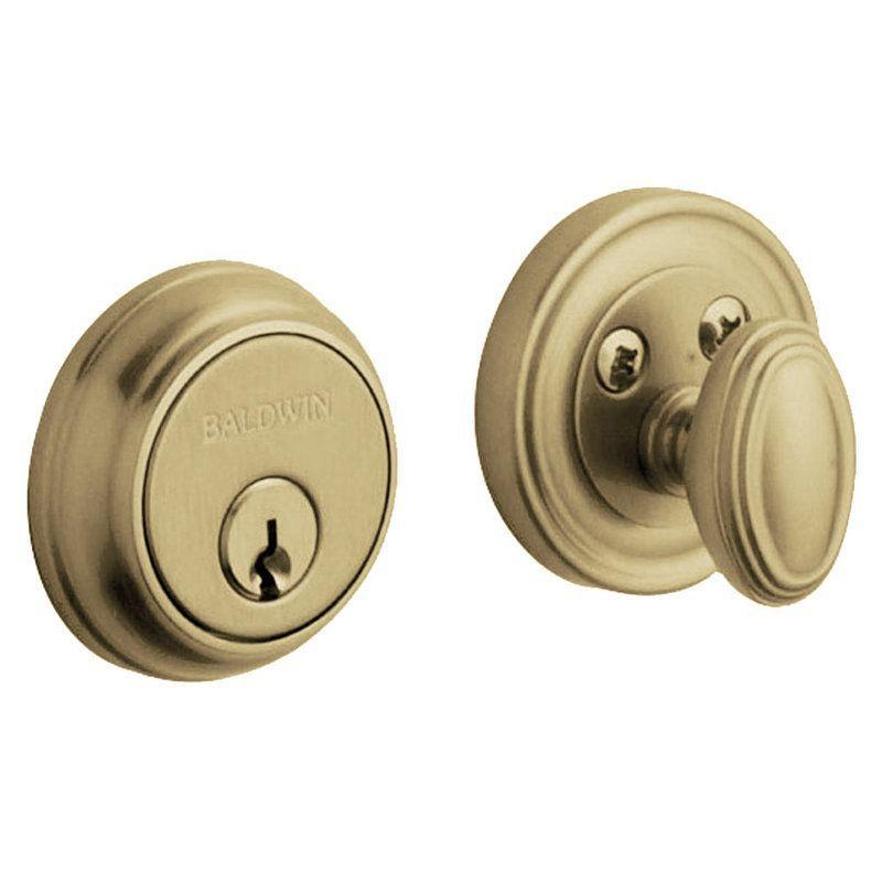 Baldwin 8031 Baldwin Hardware Deadbolt Lock Door Locks
