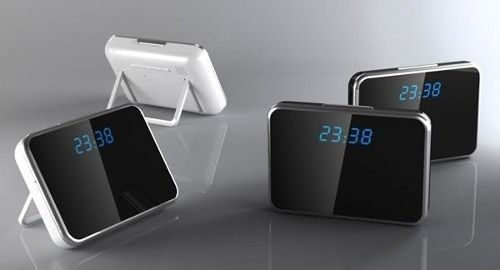 Ebotrade Dirct Portable Alarm Clock Spy Camera Dvr With Motion Detection Tf Card Not Included Visit The Image Link More Details